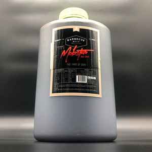 Mobster BBQ Sauce Catering Size  - 4L